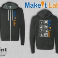 Makeitlabs Sweatshirt PROOF
